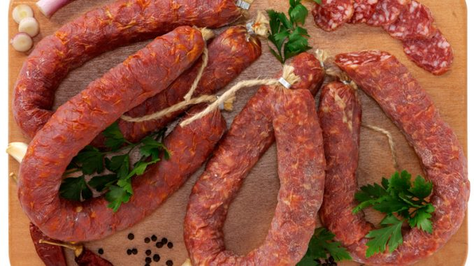 salame piccante calabrese